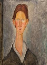 Modigliani, Lo studente.jpg