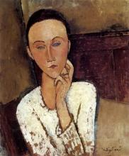Modigliani, Lunia Czechowska (la mano destra sulla guancia).jpg