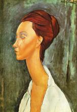 Modigliani, Lunia Czechowska di profilo.png