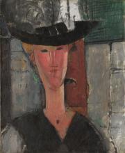 Modigliani, Madam Pompadour.jpg