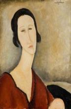 Amedeo Modigliani, Madame Z