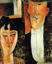 Modigliani, Moglie e marito.png