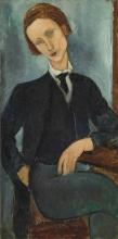 Modigliani, Monsieur Baranowski.jpg