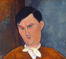 Modigliani, Monsieur Deleu [dettaglio].png