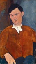 Modigliani, Monsieur Deleu.png