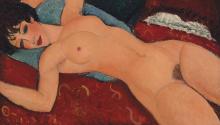 Modigliani, Nudo sdraiato [5].png