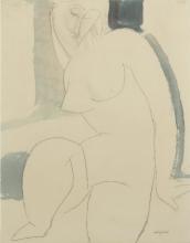 Modigliani, Nudo seduto [2].png
