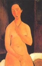 Modigliani, Nudo seduto con collana.jpg