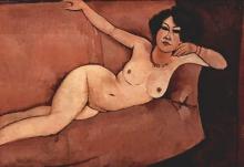 Modigliani, Nudo su un divano (Almaisa).jpg