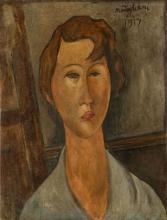 Modigliani, Ragazza [2].jpg