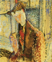 Modigliani, Reverie.jpg