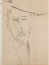 Modigliani, Ritratto d'uomo [2].png