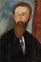 Modigliani, Ritratto del fotografo Dilewski.png