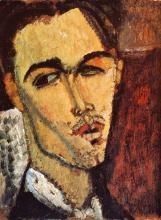 Modigliani, Ritratto del pittore Celso Lagar.png