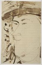 Modigliani, Ritratto dello scultore Pablo Gargallo.jpg