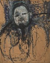 Modigliani, Ritratto di Diego Rivera [1916].jpg