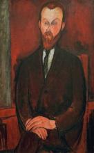 Modigliani, Ritratto di Dilewski.jpg