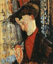Modigliani, Ritratto di Frank Burty Haviland.jpg