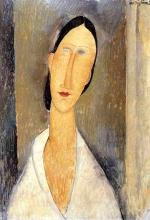 Modigliani, Ritratto di Hanka Zborowska [4].jpg