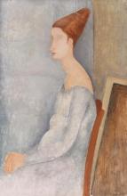 Modigliani, Ritratto di Jeanne Hebuterne [1].jpg