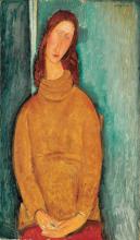Modigliani, Ritratto di Jeanne Hebuterne [10].png