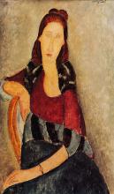 Modigliani, Ritratto di Jeanne Hebuterne [5].png