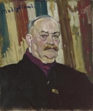 Modigliani, Ritratto di Joseph Levi.jpg