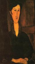 Modigliani, Ritratto di Madame Zborowska [3].png