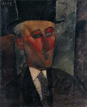 Modigliani, Ritratto di Max Jacob [2].jpg