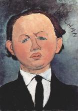 Modigliani, Ritratto di Mechan.jpg