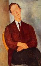Modigliani, Ritratto di Morgan Russell.jpg