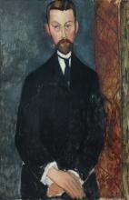 Modigliani, Ritratto di Paul Alexandre.jpg