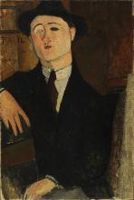 Modigliani, Ritratto di Paul Guillaume [2].png