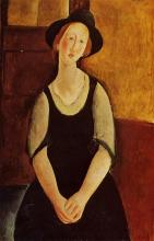 Modigliani, Ritratto di Thora Klinckowstrom.jpg