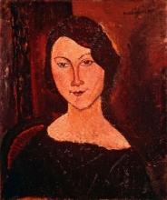 Modigliani, Ritratto di donna [10].jpg