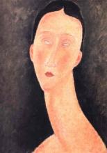 Modigliani, Ritratto di donna [12].jpg