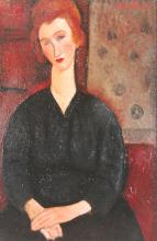 Modigliani, Ritratto di donna [14].png