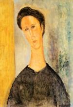 Modigliani, Ritratto di donna [18].jpg