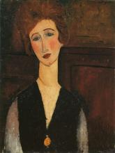 Modigliani, Ritratto di donna | Portrait de femme | Portrait of a woman