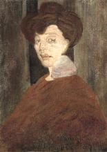 Modigliani, Ritratto di donna [6].png