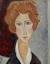 Modigliani, Ritratto di donna [8][dettaglio].png