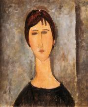 Modigliani, Ritratto di donna [9].png