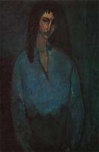 Modigliani, Ritratto di fanciulla in camicetta azzurra.jpg