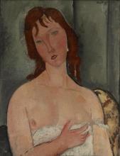 Modigliani, Ritratto di giovane donna [1].jpg