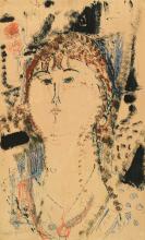 Amedeo Modigliani, Rosa Porporina