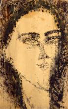 Modigliani, Testa d'uomo.png