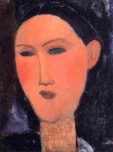 Modigliani, Testa di donna [10].png