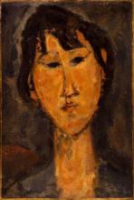 Modigliani, Testa di donna [2].png
