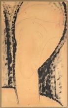 Modigliani, Testa di donna [3].jpg