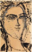 Modigliani, Testa di donna